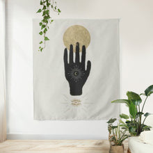 Load image into Gallery viewer, Stardust Palmistry Tapestry
