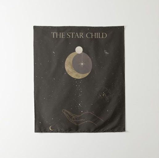 The Star Child Tapestry