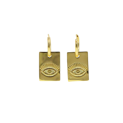 The Eye Tarot Earrings