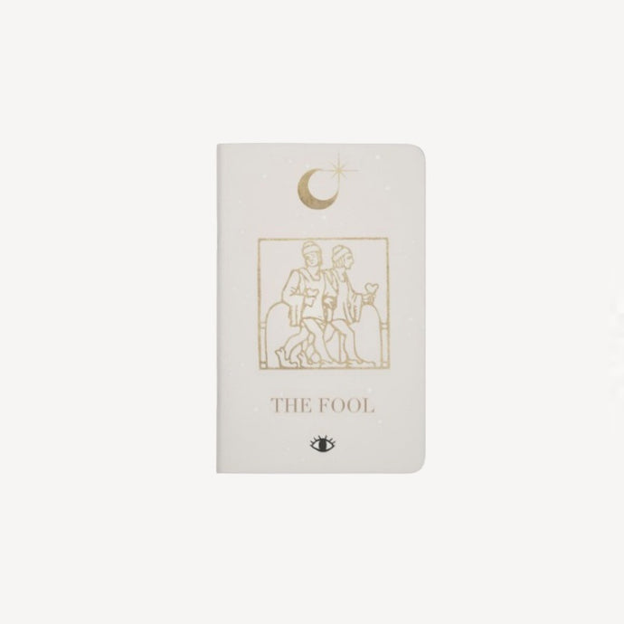 The Fool Tarot Card Pocket Journal