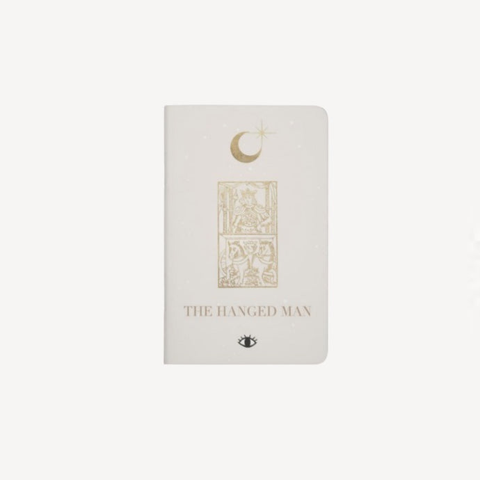 The Hanged Man Tarot Card Pocket Journal