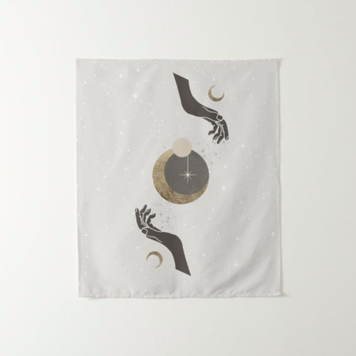 Magic Moon Tapestry