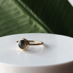The Minimalist Mood Ring