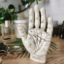 Load image into Gallery viewer, Palmistry Hand Figurine