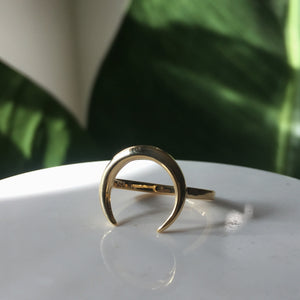 The Crescent Ring