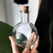 Load image into Gallery viewer, Glass Apothecary Potion Bottle