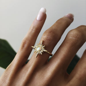 The Starburst Ring