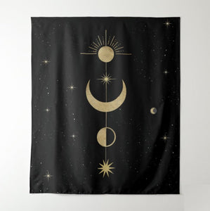The Magic Wand Tapestry