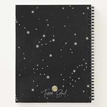 Load image into Gallery viewer, Starlight Spiral Notebook
