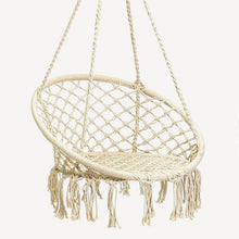 Load image into Gallery viewer, The Morning Meadow Macrame Chair