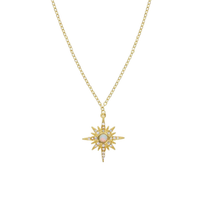 The Starburst Necklace