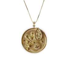 Load image into Gallery viewer, Le Soleil Coin Necklace