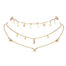 Load image into Gallery viewer, The Persephone Mini Moon Choker