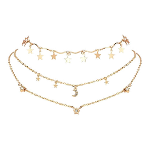 The Persephone Mini Moon Choker