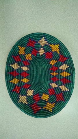 Handwoven Basket #15-61