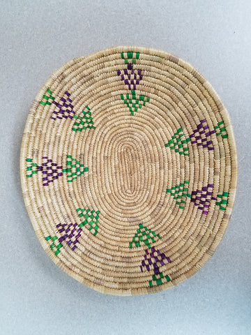 Handwoven Basket # 18-20