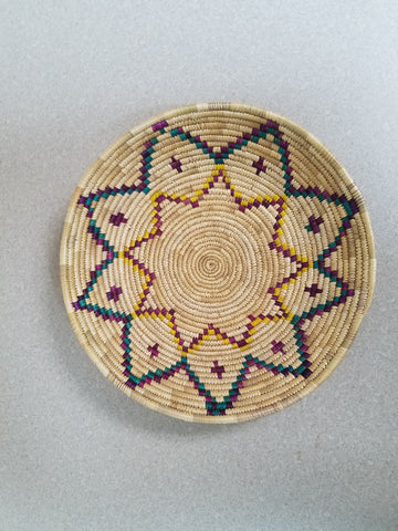 Handwoven Basket # 18-24