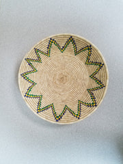 Handwoven Basket # 18-38