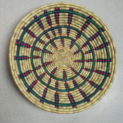 Handwoven Basket # 18-51