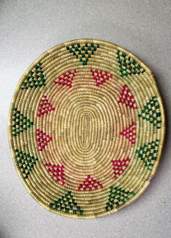 Handwoven Basket # 18-62