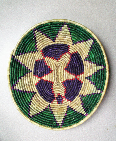 Handwoven Basket # 18-68