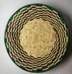 Handwoven Basket # 18-69