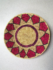Handwoven Basket # 18-70