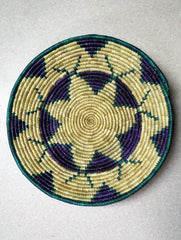 Handwoven Basket # 18-71