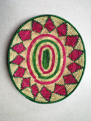 Handwoven Basket # 18-72