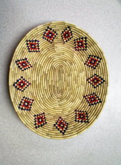 Handwoven Basket # 18-73