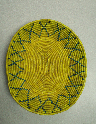 Handwoven Basket # 19-11