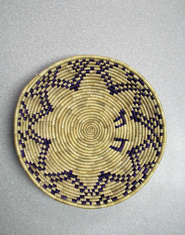 Handwoven Basket # 19-16