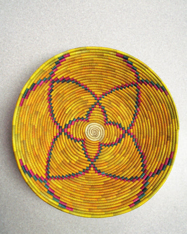 Handwoven Basket # 19-28