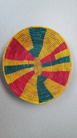 Handwoven Basket #15-06