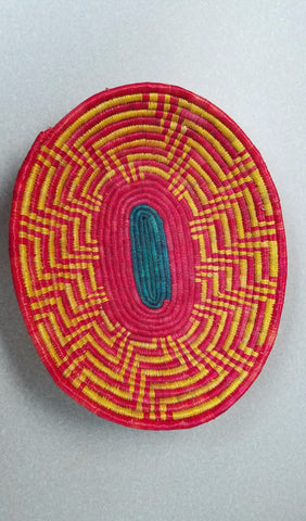 Handwoven Basket #13-14