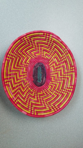 Handwoven Basket #13-46