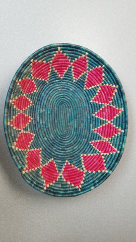 Handwoven Basket #178