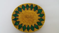Handwoven Basket #17-30