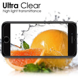 Protective tempered glass for iphone 5-11 series