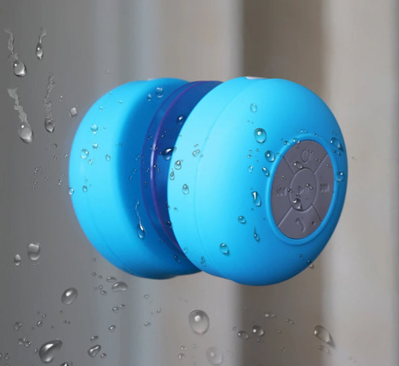 Bluetooth Speaker Mini Waterproof Shower Speaker