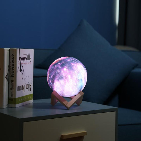 Lunar Light - Comes With Stand