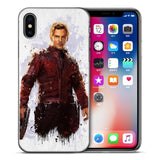 Superhero Phone Case For iPhone 5-X series