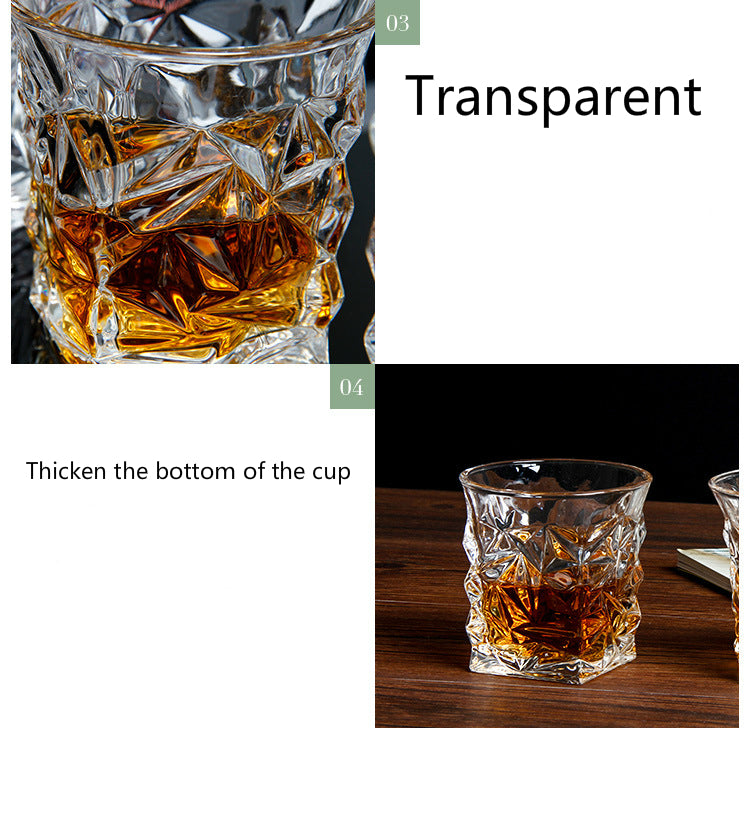 Classical whisky glass - Superior Quality