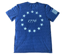 Load image into Gallery viewer, Betsy Ross 1776 Unisex T-shirt