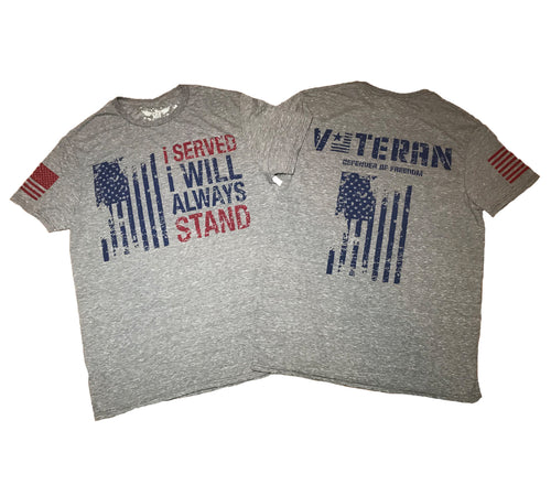 I Served Veteran Unisex T-shirt