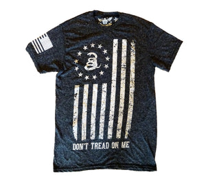 Don't Tread On Me Snake Unisex T-shirt