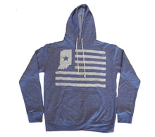 Load image into Gallery viewer, Indiana Royal Heather Pullover Unisex Hoodie