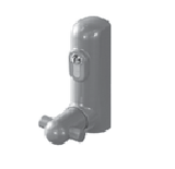 Exidor 500/KEC Knob Operated Outside Access Device