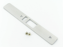 faceplate to suit LK2100 deadlatch - axim