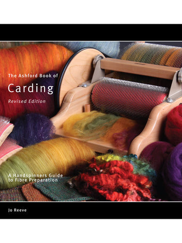 Ashford Book of Carding